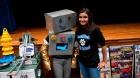 """""""I am a robot."""""""